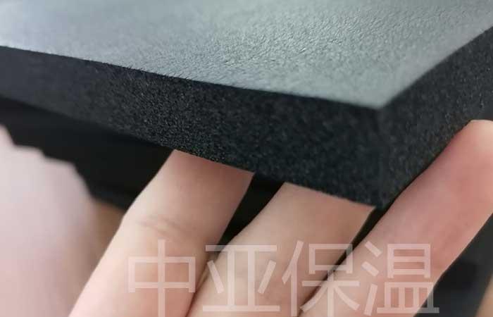 ehs纳米橡塑隔声保温板的优点