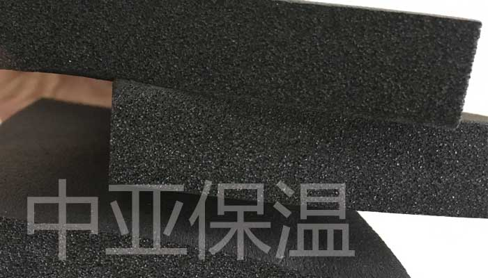 ehs纳米橡塑隔声保温板