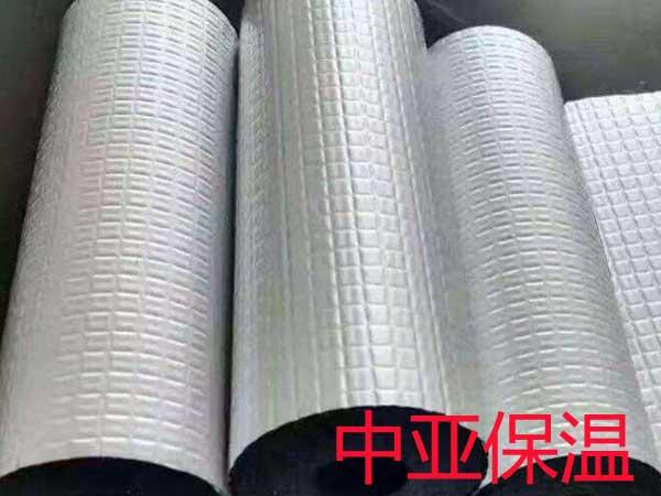 铝箔覆面橡塑保温管怎么样
