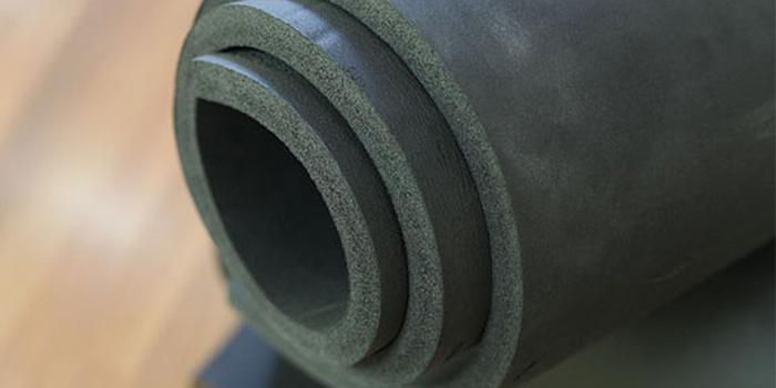 解析橡塑保温板为何能随意切割随意成型