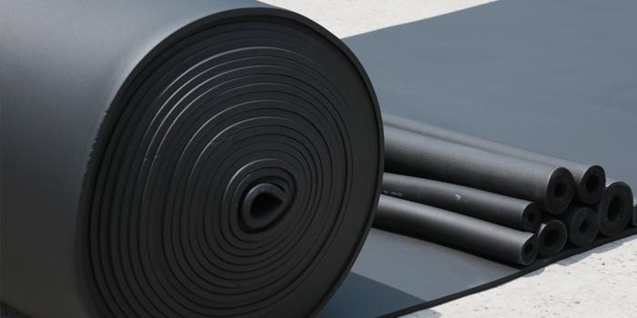 浅析B1橡塑保温板规格及性能