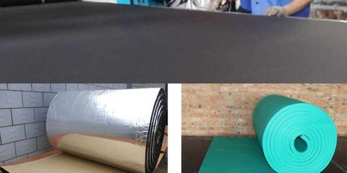 中亚保温具体有哪些橡塑保温材料