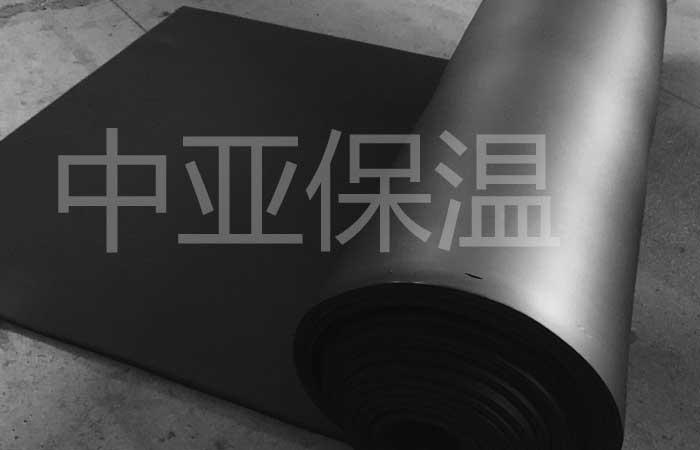 地下室橡塑保温板的安装