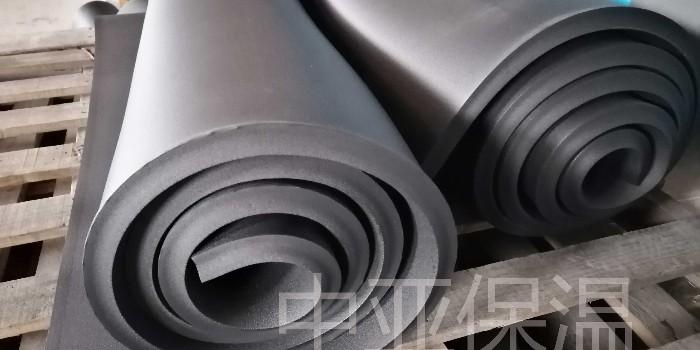 机房地面铺设活动地板,为什么要选择橡塑保温板?