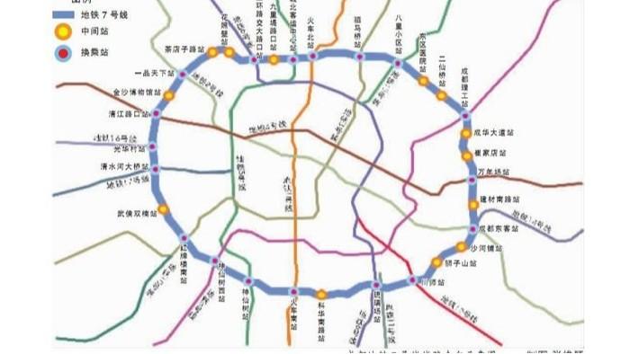 成都地铁7号线地铁工程中亚橡塑保温板应用