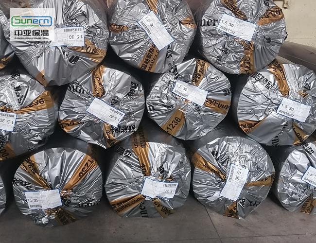 橡塑海绵保温板安全