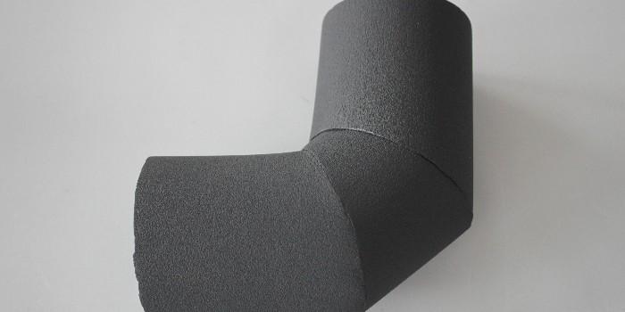 橡塑保温板弯头的下料方法是什么?怎样快速搞定?(中亚保温)
