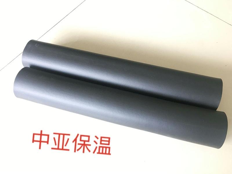 中亚保温橡塑保温管