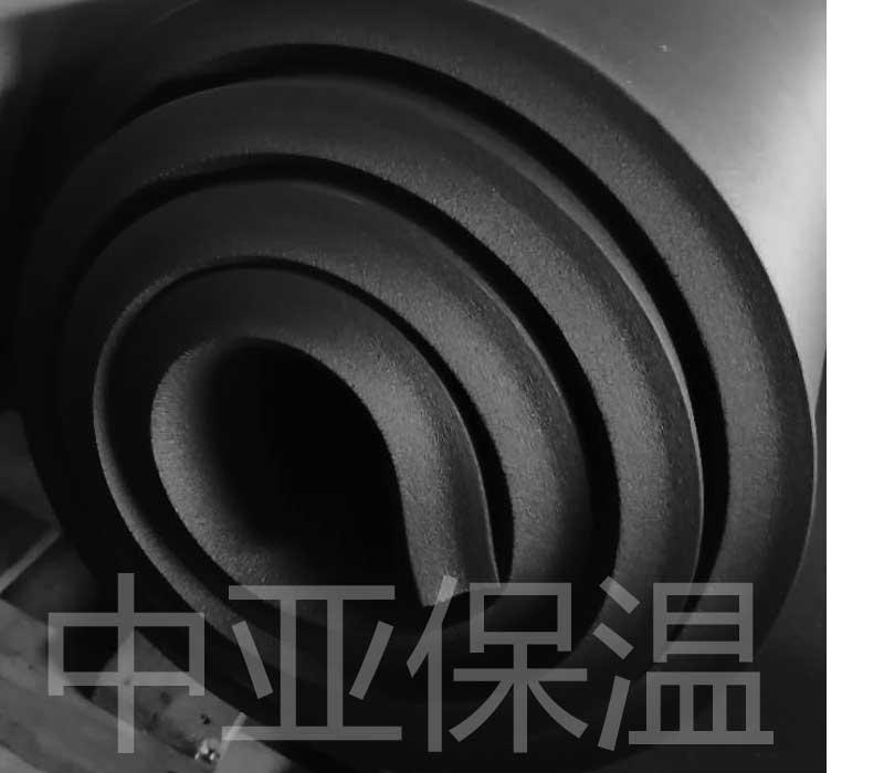 难燃B1级闭孔橡塑保温板价格