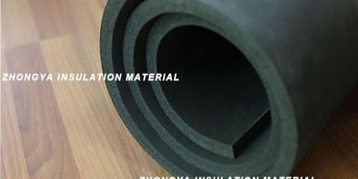 中央空调橡塑保温板特点