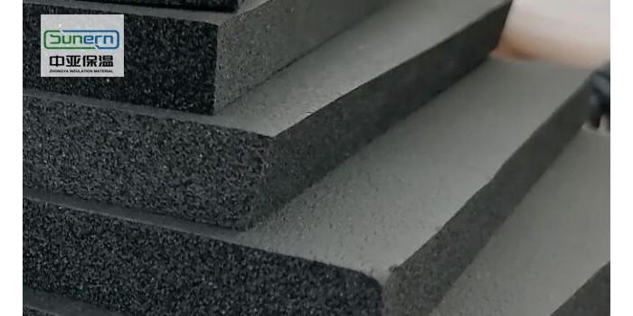 纳米橡塑隔声保温板江苏生产厂