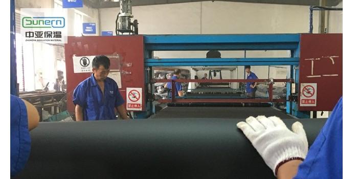 环保橡塑保温板厂家