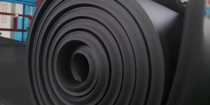 浅析橡塑保温板的压缩回弹率(中亚保温英索乐斯)