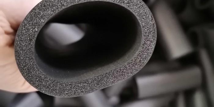 橡塑保温材料的保温原理是什么?[中亚保温]