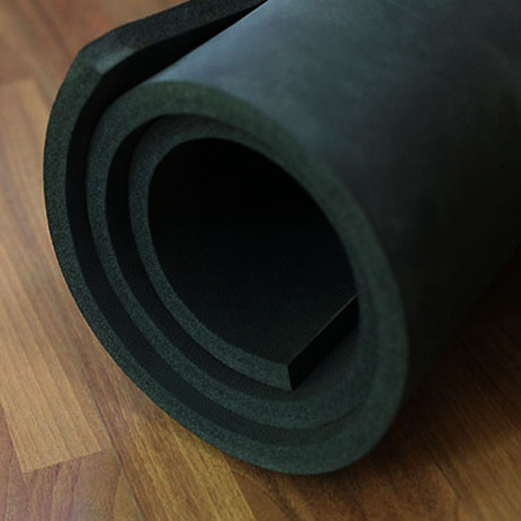 中亚橡塑保温板材