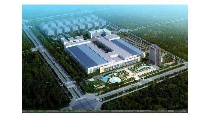 合肥卷烟厂-中亚橡塑保温材料有应用