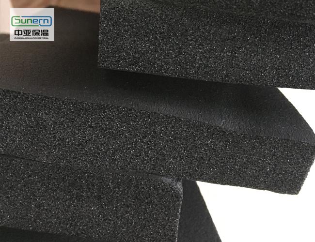 橡塑保温板材质安全