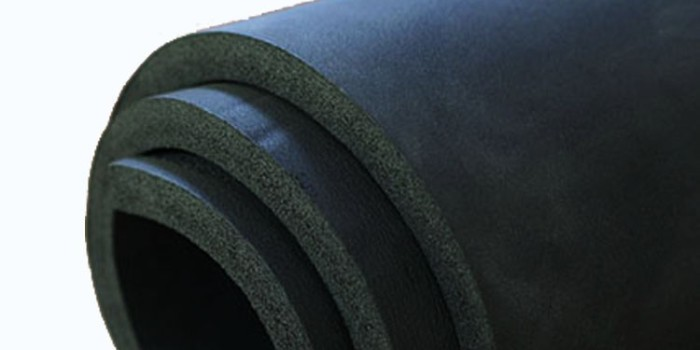 橡塑保温板侧面
