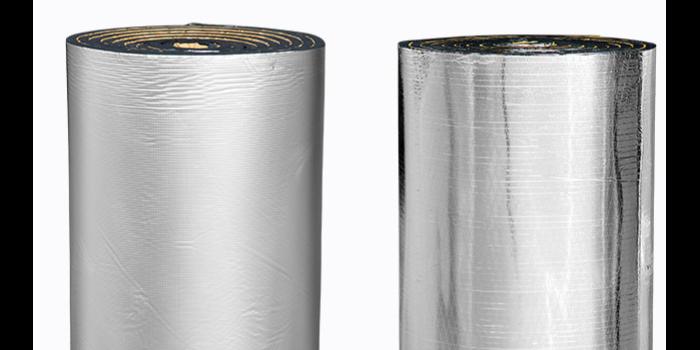 铝箔自粘橡塑保温板的八个优点,你知道几个?