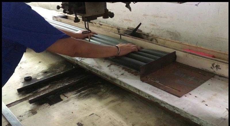 橡塑保温管切割