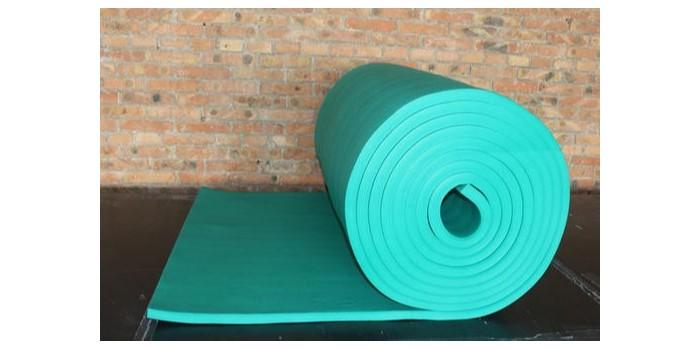 彩色b1级橡塑保温板价格多少-厂家直销很实惠【中亚保温】