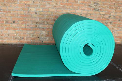 彩色b1级橡塑保温板价格多少
