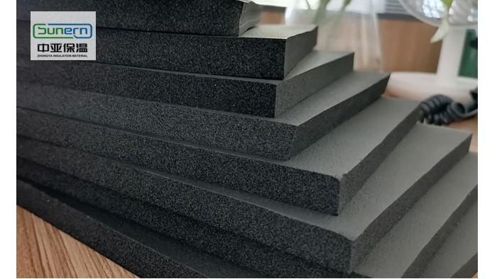 高密度橡塑保温板多少钱一平米?