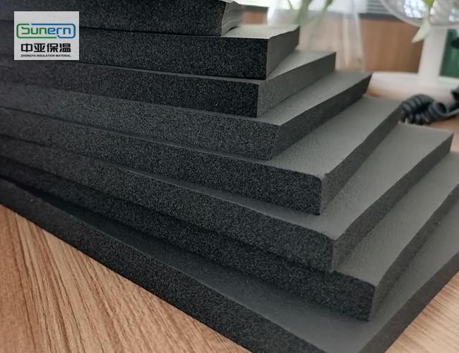 高密度橡塑保温板