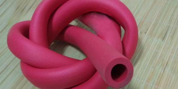 彩色橡塑保温管有什么特性?