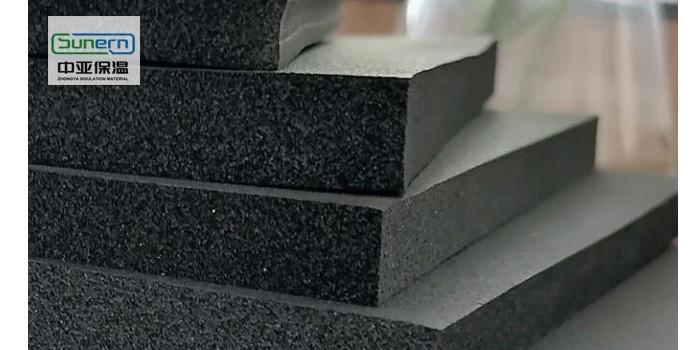 b1级阻燃高密度橡塑保温板