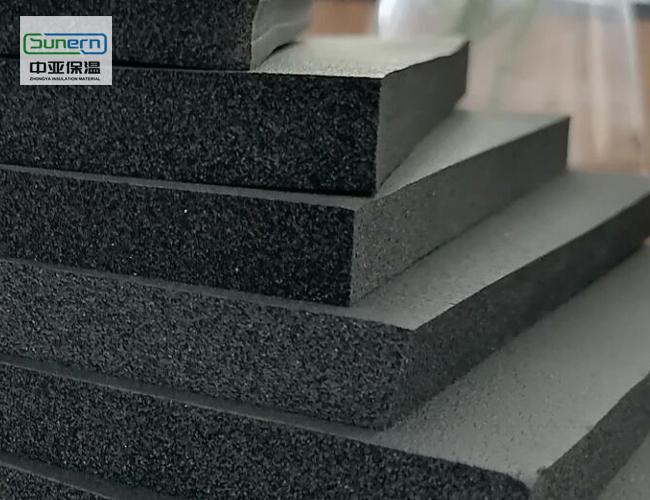 b1级高密度橡塑保温板