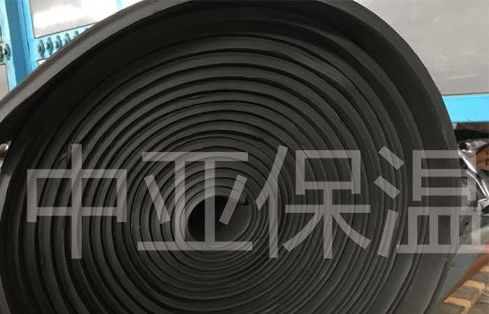 空调风管橡塑保温板厚度