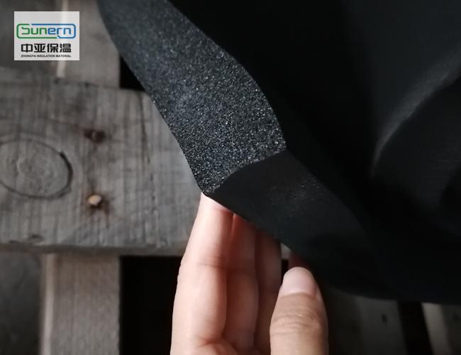 中亚保温生产橡塑保温板