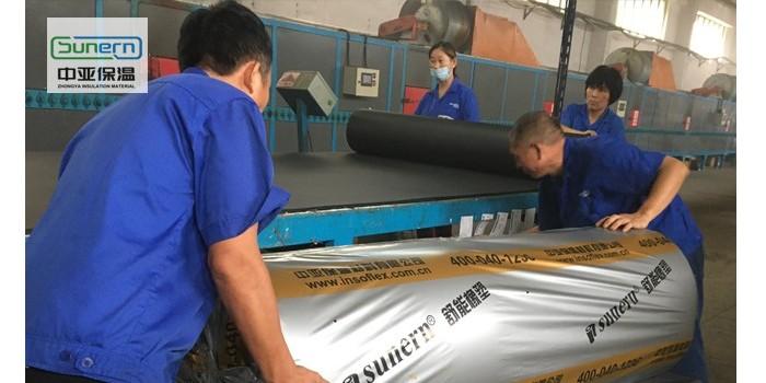 批发橡塑保温板厂家