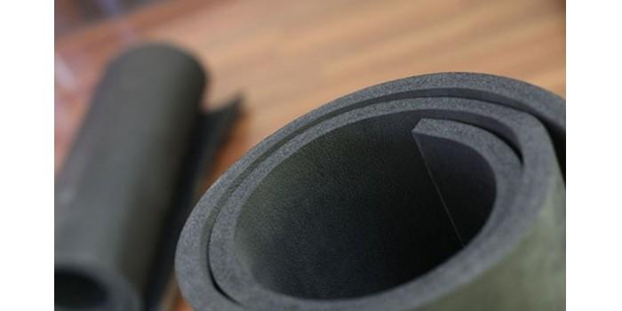 为什么说黑色橡塑保温板比其他颜色更好?(中亚保温)