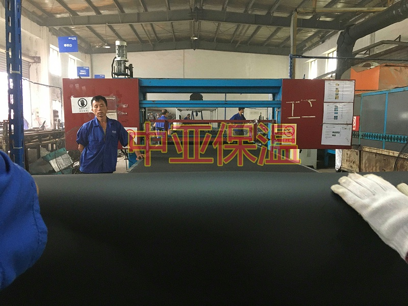 专业橡塑保温板厂家