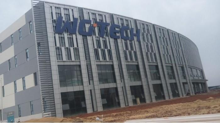 江西沃格光电中亚橡塑保温材料应用