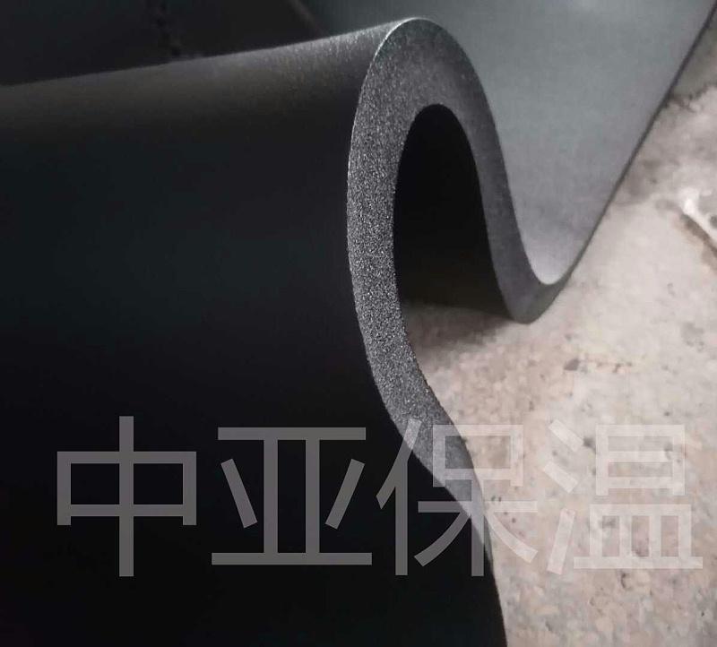 风管橡塑保温板的厚度