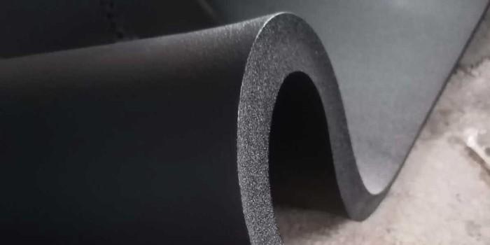 风管橡塑保温板的厚度是多少?(中亚保温)