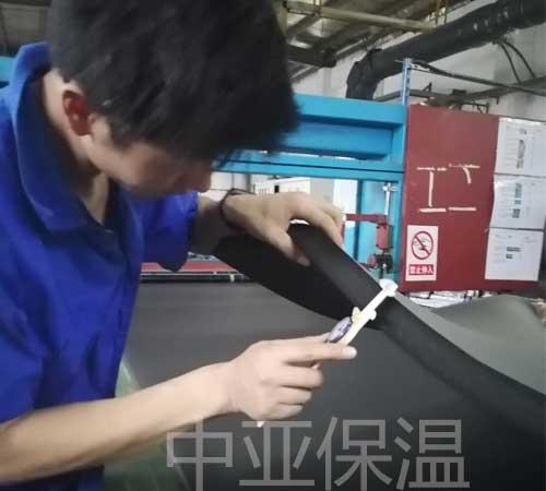 闭孔橡塑保温材料B1价格