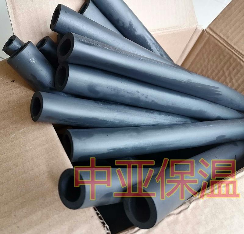 中亚保温橡塑保温管使用寿命长