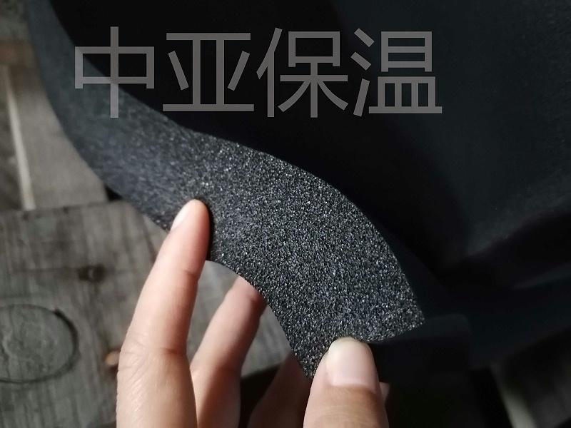 橡塑海绵保温材料具有共振性