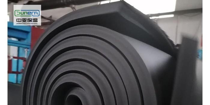 厂家生产柔性泡沫橡塑保温板