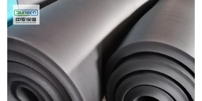 批发橡塑海绵保温板的地方-中亚保温