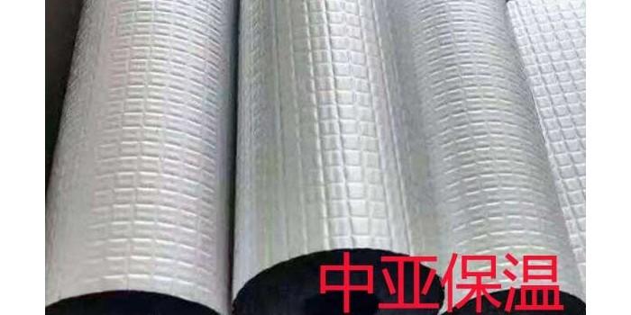橡塑保温管如何保护?-可加装保护层【中亚保温】