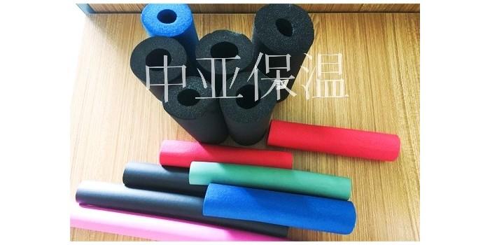 如何购买优质的彩色橡塑保温管?