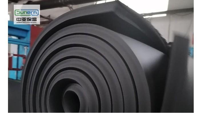 隔热橡塑海绵板保温板规格报价