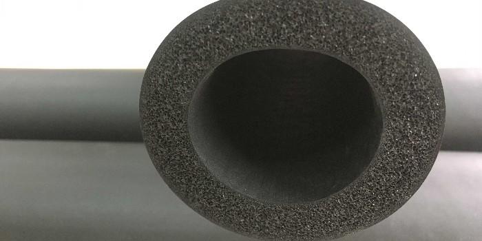 为什么说橡塑保温管是绿色环保的?(中亚保温)