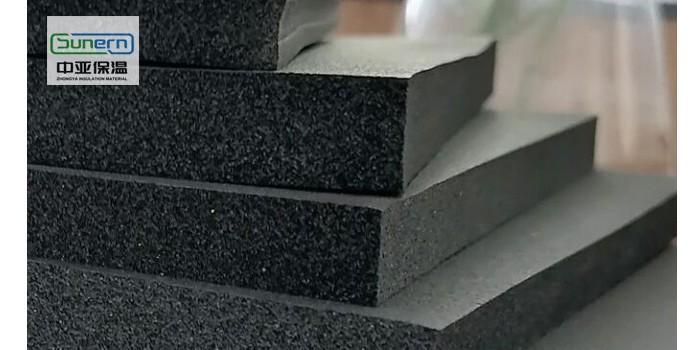 b1级橡塑保温板独特的性能优点