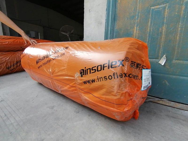 中亚英索乐斯橡塑保温材料